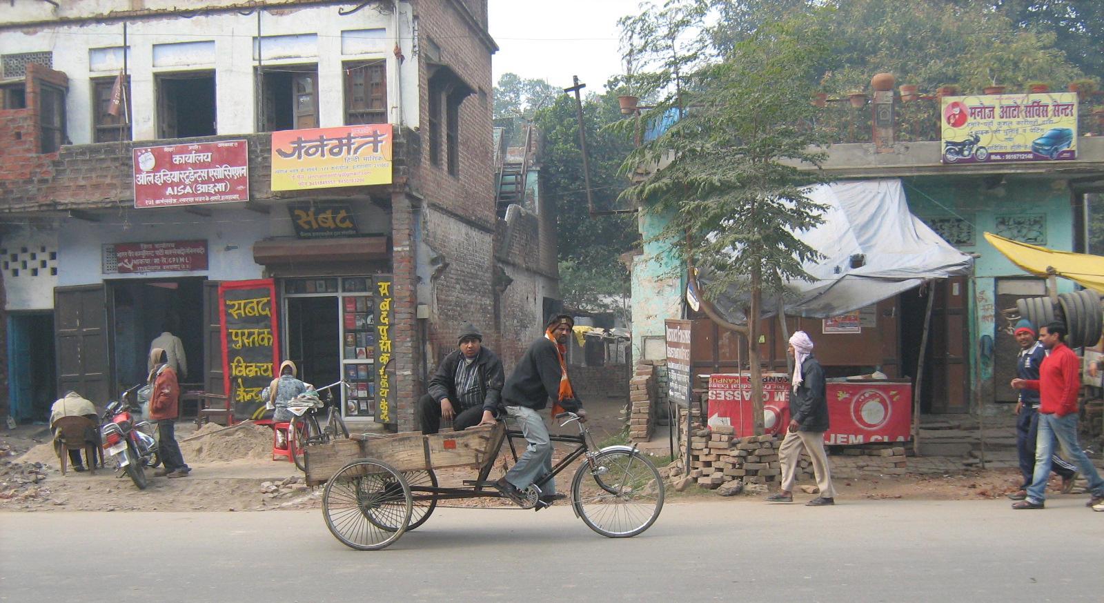 Allahabad India  city photos : Allahabad, India, January 2010